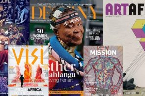 Top 5 South African magazine covers for 2017