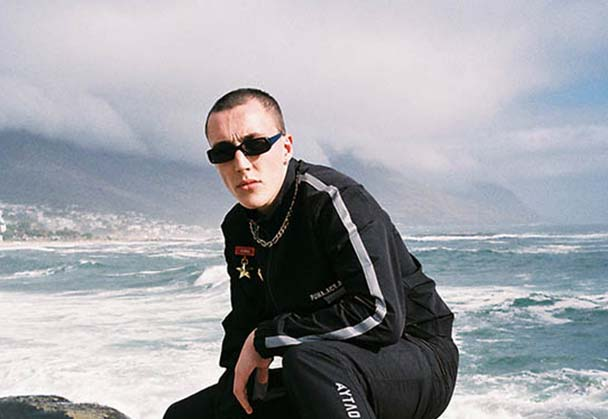 PUMA's Latest Exclusive Fashion Collection shot in South Africa