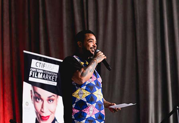 The Cape Town International Film Market and Festival 2018