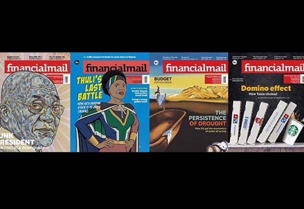 It's back! The Financial Mail is the new home of the Creative Challenge – and entries are open!