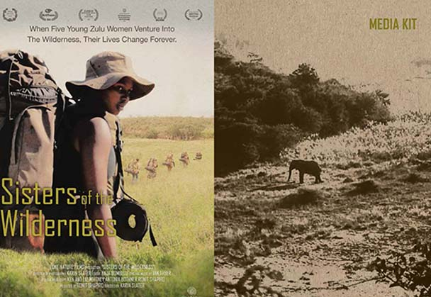 SISTERS OF THE WILDERNESS' PREMIERES INTERNATIONALLY AT IFFR ON JANURARY 26, 2019