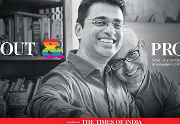 The Times of India launches innovate campaign to empower LGBTQ community