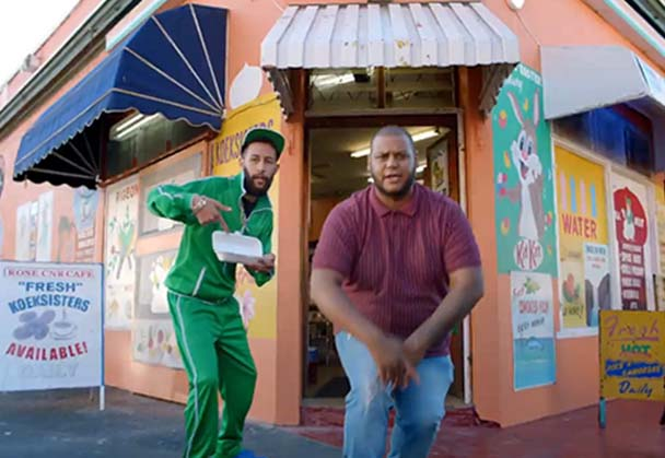 New CTT campaign from HaveYouHeard highlights Mother City's winter soul