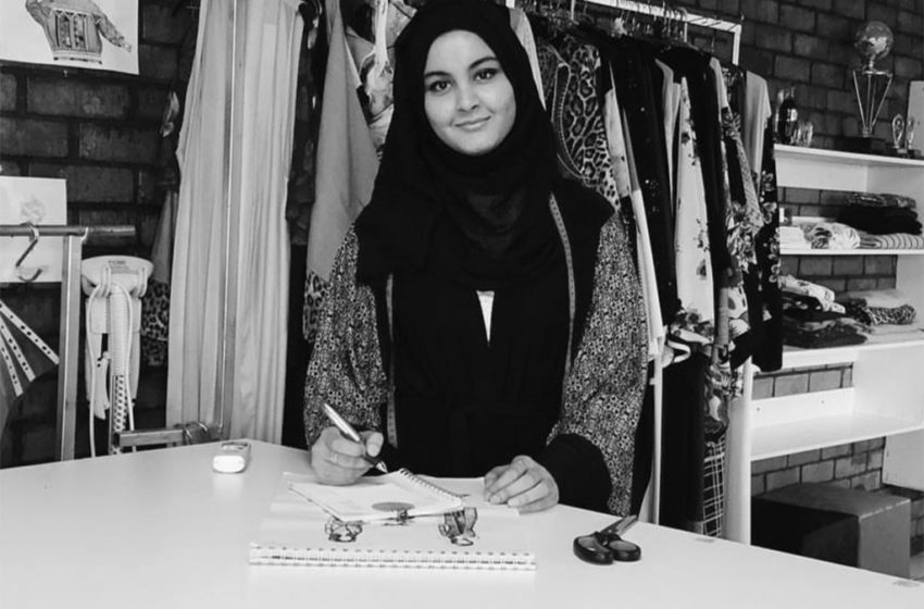 Fashion Design with the Talented Safiya Noor Mahomed