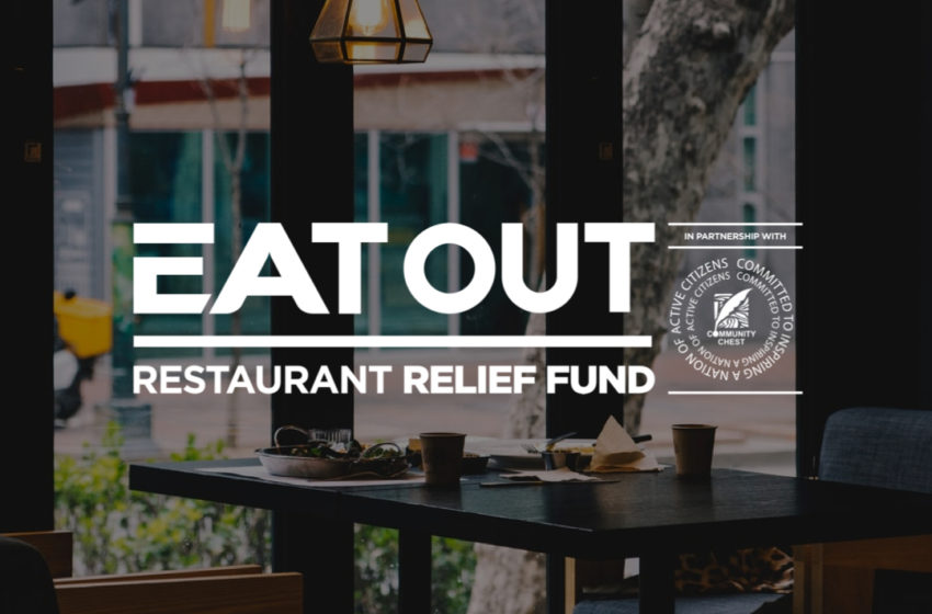 Eat Out Restaurant Relief Fund Helping People Eat During Lockdown