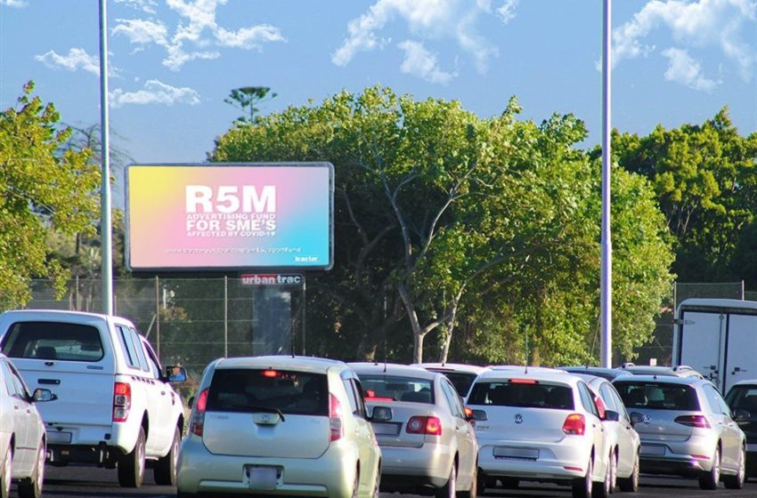 Tractor Outdoor Launches R5m Advertising Support Fund For SME's