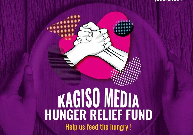 Kagiso Media Pledges R1m Towards Covid-19 Hunger Relief