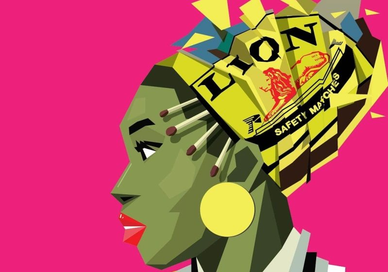 Check Out Nick Ntuli's Illustrations