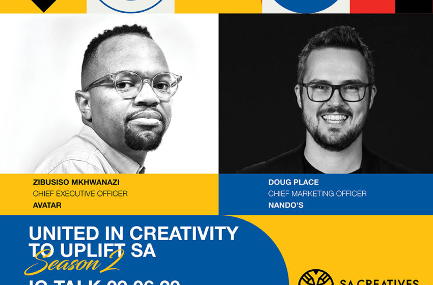 ICYMI: United In Creativity With Doug Place Of Nando's South Africa