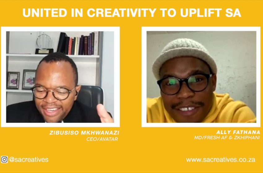 ICYMI: United In Creativity Hosted By Zibusiso Mkhwanazi With Guest Ally Fathana