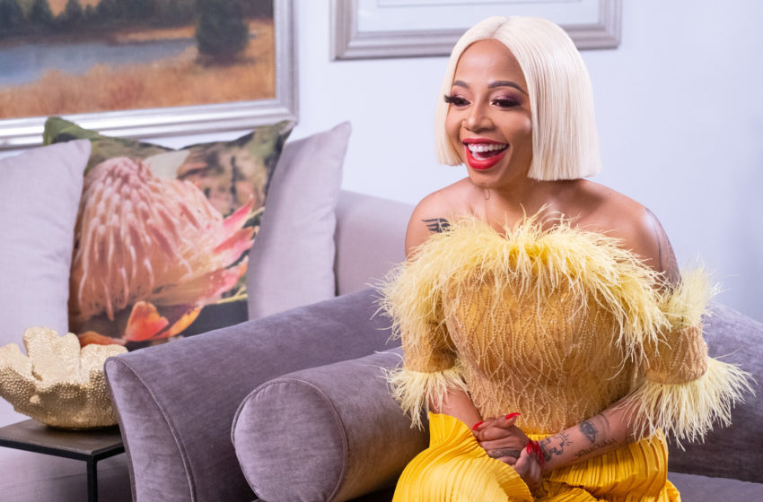 Life With Kelly Khumalo Begins In August