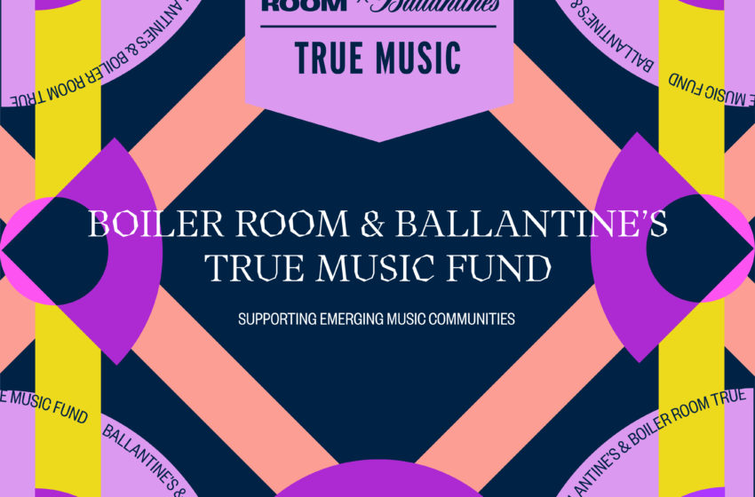 Ebumnandini And Prime Receive Boiler Room X Ballantine's True Music Fund