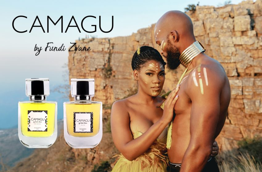 "Fundi Zwane Launches Her Debut Fragrance Range ""CAMAGU"""