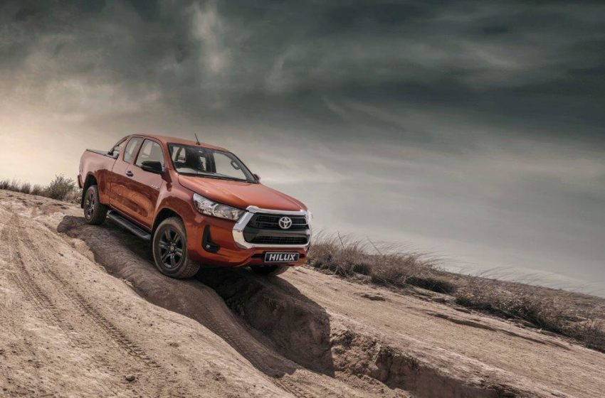 Toyota SA Evolves Toyota Hilux's Strategic Positioning With Launch Of 8th Generation