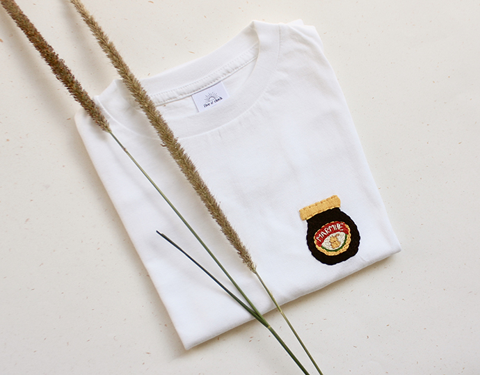 Checkout These Dope Embroidery Designs From Five O'Clock