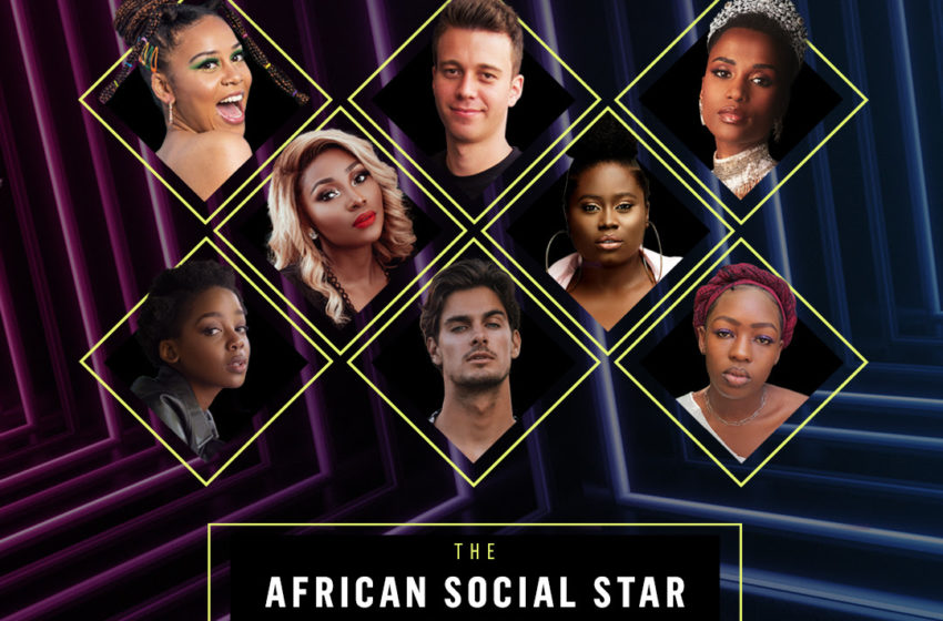 "Who Will Be Crowned The ""African Social Star Of 2020""?"