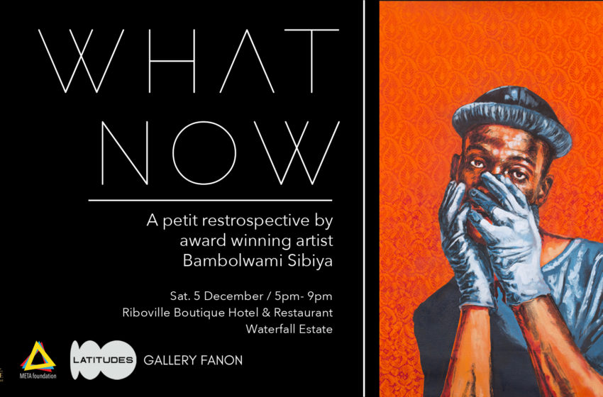 Checkout Bambolwami Sibiya's Solo Exhibition And Summer Group Exhibition At Riboville Hotel