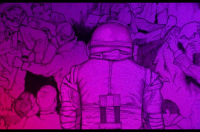 Infinity Pictures Back With New Experimental Animated Music Video