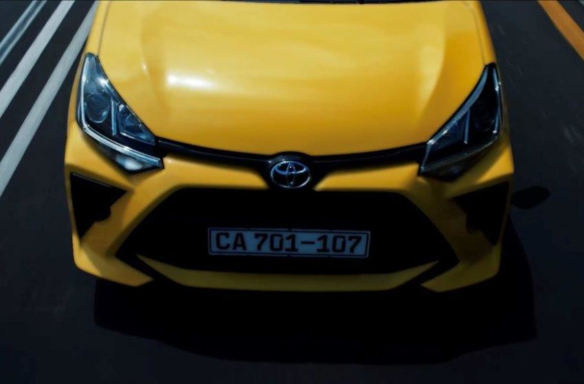 FCB Launches Campaign For Toyota's Latest Offering