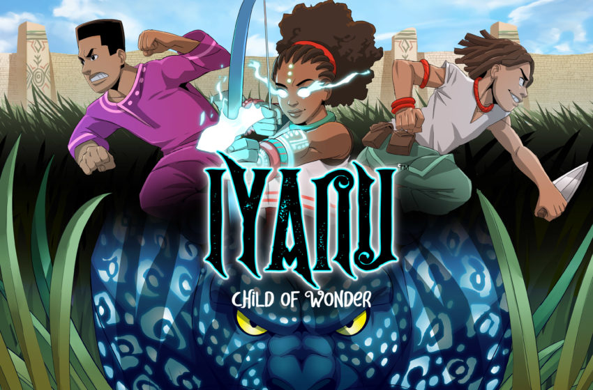 YouNeek Studios' African Superhero Universe Acquired by Dark Horse Comics Receives Funding