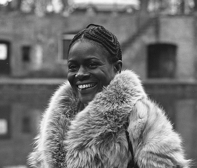 Photographs of Cicely Tyson are not just photographs