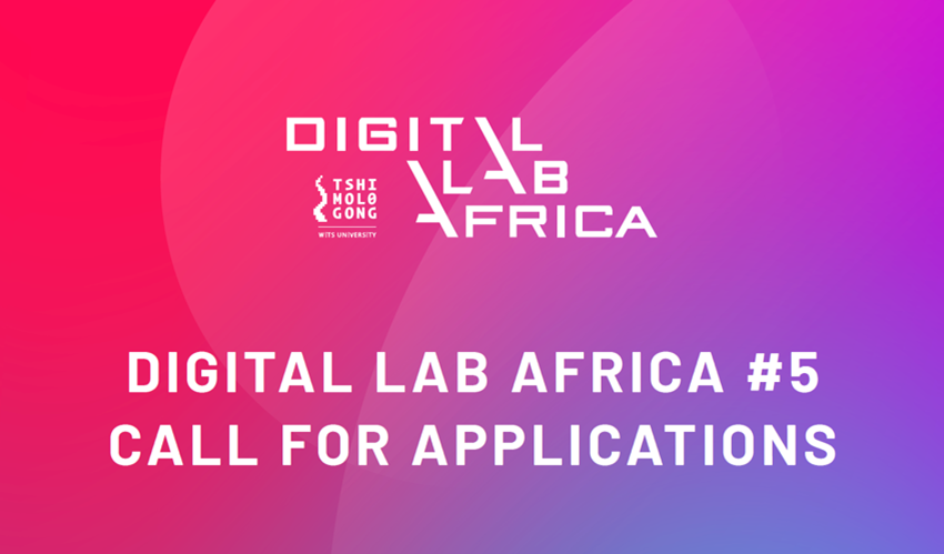 Tshimologong announces the Fifth edition of Digital Lab Africa
