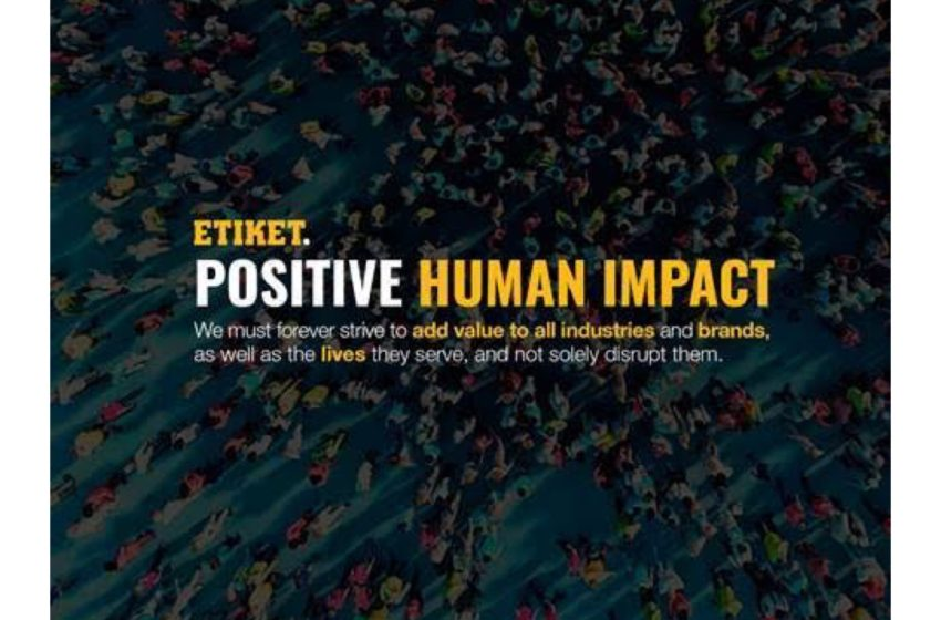 ETIKET: an independent brand and advertising agency making a positive impact on businesses
