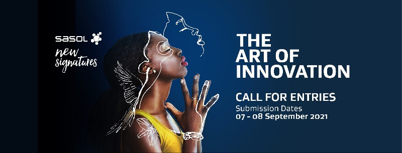 SASOL CALL FOR SUBMISSIONS FOR THE ANNUAL NEW SIGNATURES COMPETITION