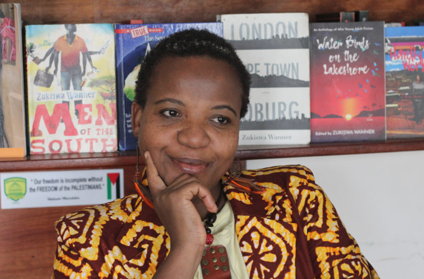Great Texts/Big Questionswith Zukiswa Wanner