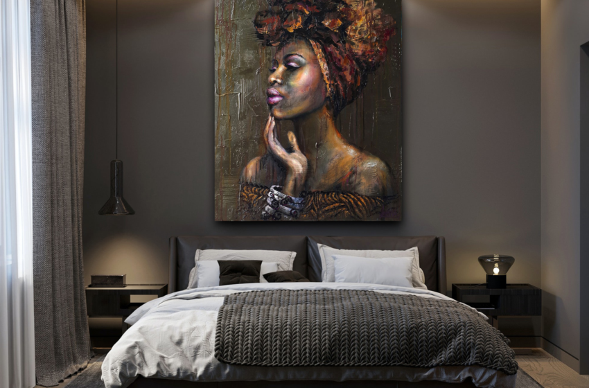 Art is personal. Your space is personal. Why not bring them together?