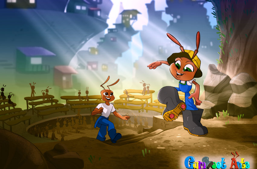 Creating bridges of opportunity for a new generation of African animation