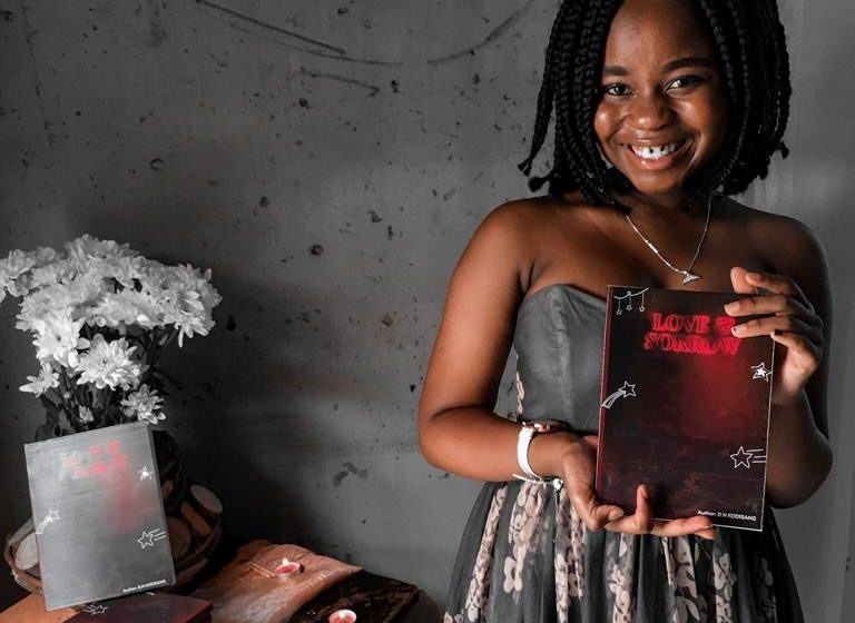 In conversation with Dineo Kodisang, a young talented author