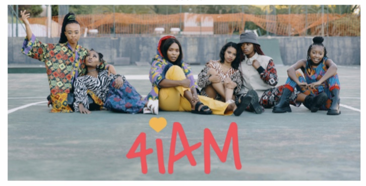 T-Pop girlband to release first single: 4IAM – Legends by Hitchat Entertainment