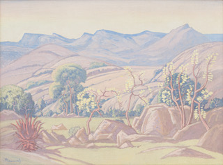 Unmatched bidder enthusiasm for bespoke Pierneef sale presented by Strauss & Co