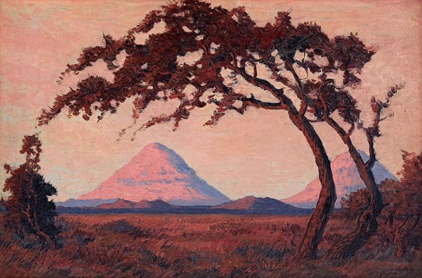 Strauss and Co announce Pierneef painting auction