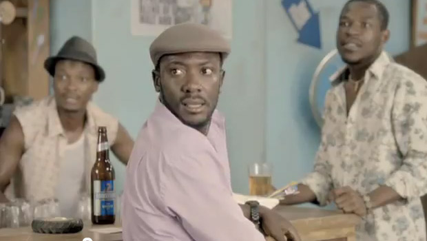 Egg Film's Slim directed the first ever advert for Armstrong, a new spirit-based drink from Guinness Ghana.