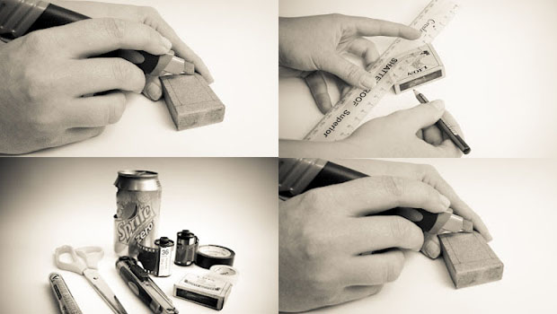 How to make your own Matchbox Pinhole Camera