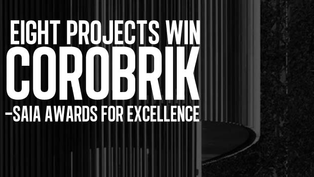 Eight projects win Corobrik-SAIA Awards for Excellence