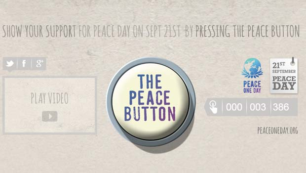 Euro RSCG launches digital campaign to rally awareness of Peace Day