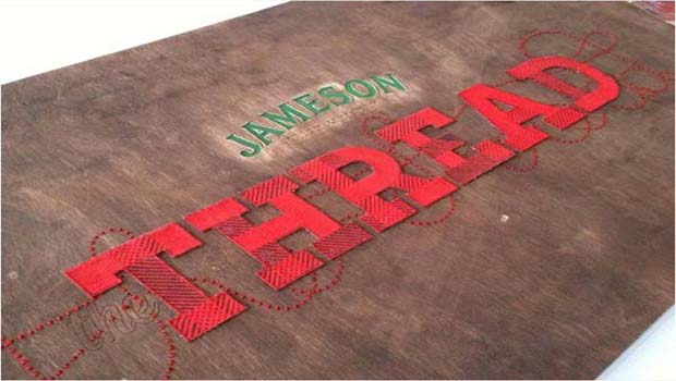 Jameson threads the discovery of fashion through social media