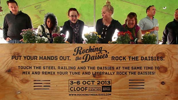 NATIVE brings Rocking the Daisies to life