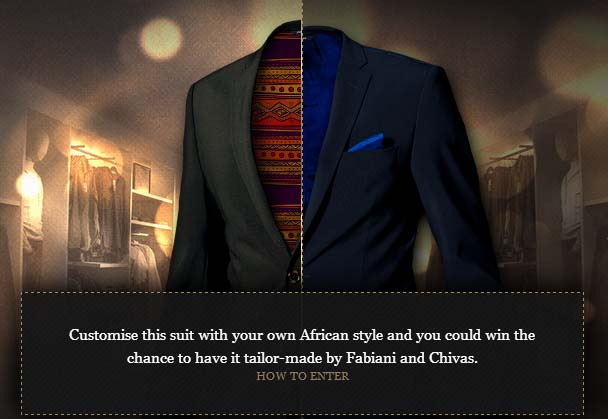 NATIVE VML brings the Chivas man's style to life