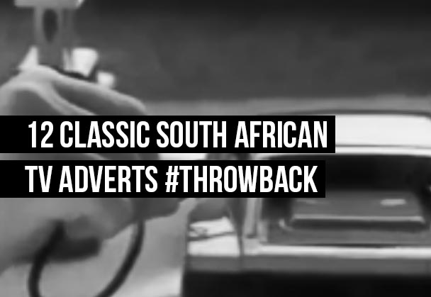 12 Classic South African TV adverts #throwback