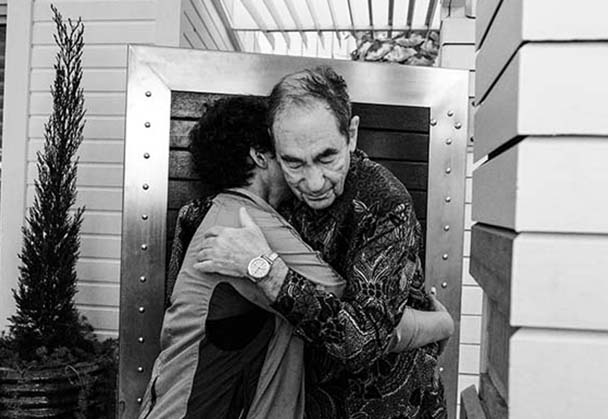 21 Icons Season II featuring first icon Albie Sachs