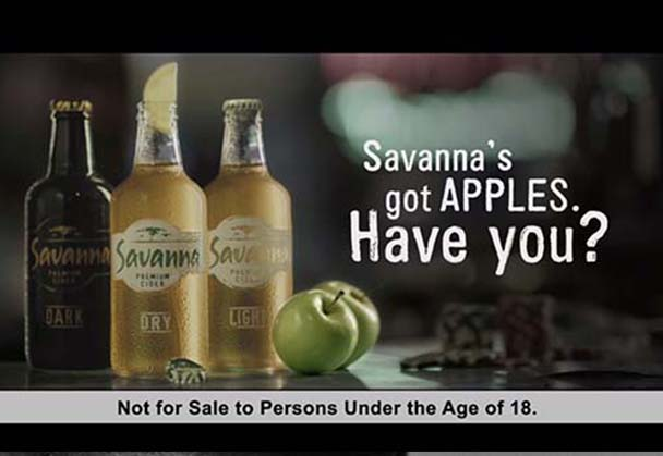 New TVC In Savanna's 'Savanna's Got Apples. Have You?' Campaign Breaks