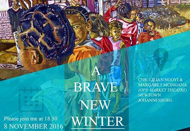 A Brave New Winter: A fine art exhibition by Neil Louw