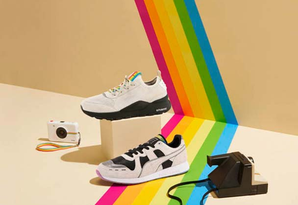 THE PUMA x POLAROID RS SNEAKER PACK HAS AN OFFICIAL LAUNCH DATE