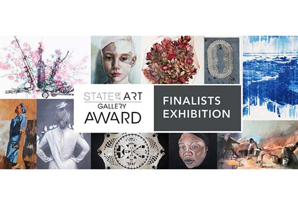 10 Female Finalists of the StateoftheART Gallery Award – Group Exhibition