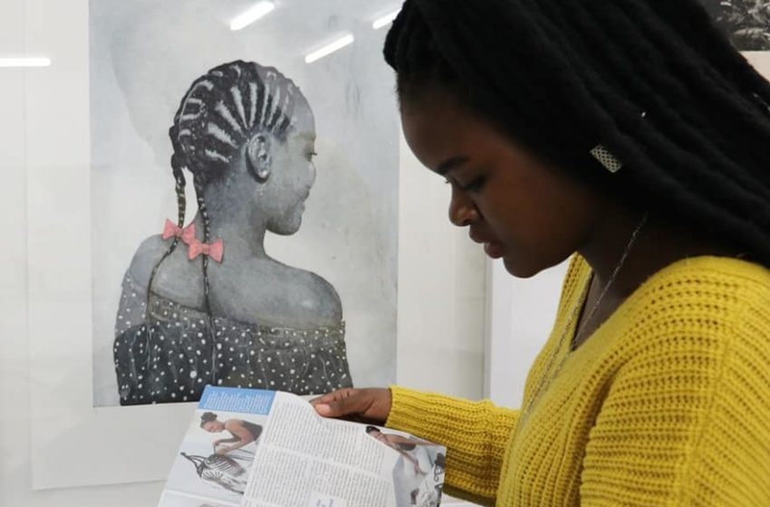 Creating Works of Hair Art with Lebohang Motaung