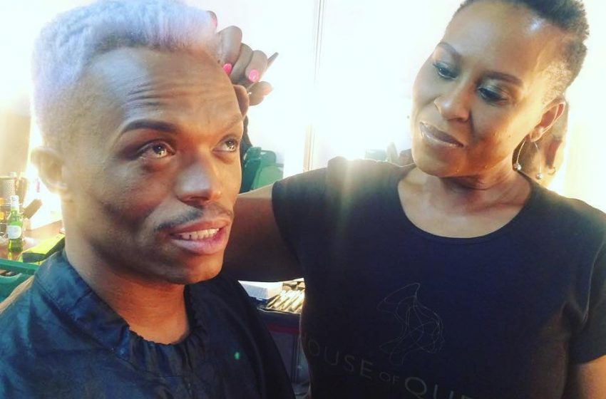 Welcome to the Queendom of Special Effects Make-up with Queen Motlatle